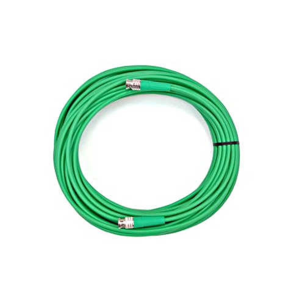 Canare D3C20A-S Bnc-Bnc Bnc-Bnc Bnc-Bnc a Presión Tipo Cable 20m verde de Japón con Rastreo b5a572