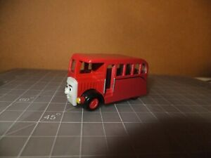 2002 Thomas the Train Take Along Bertie Die-Cast Metal Bus