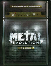 Metal Evolution: The Series (Blu-ray Disc, 2012, 2-Disc Set)