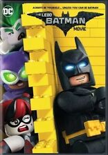 The LEGO Batman Movie (DVD 2017) NEW*Animation* PRE-ORDER SHIP ON 06/13/17