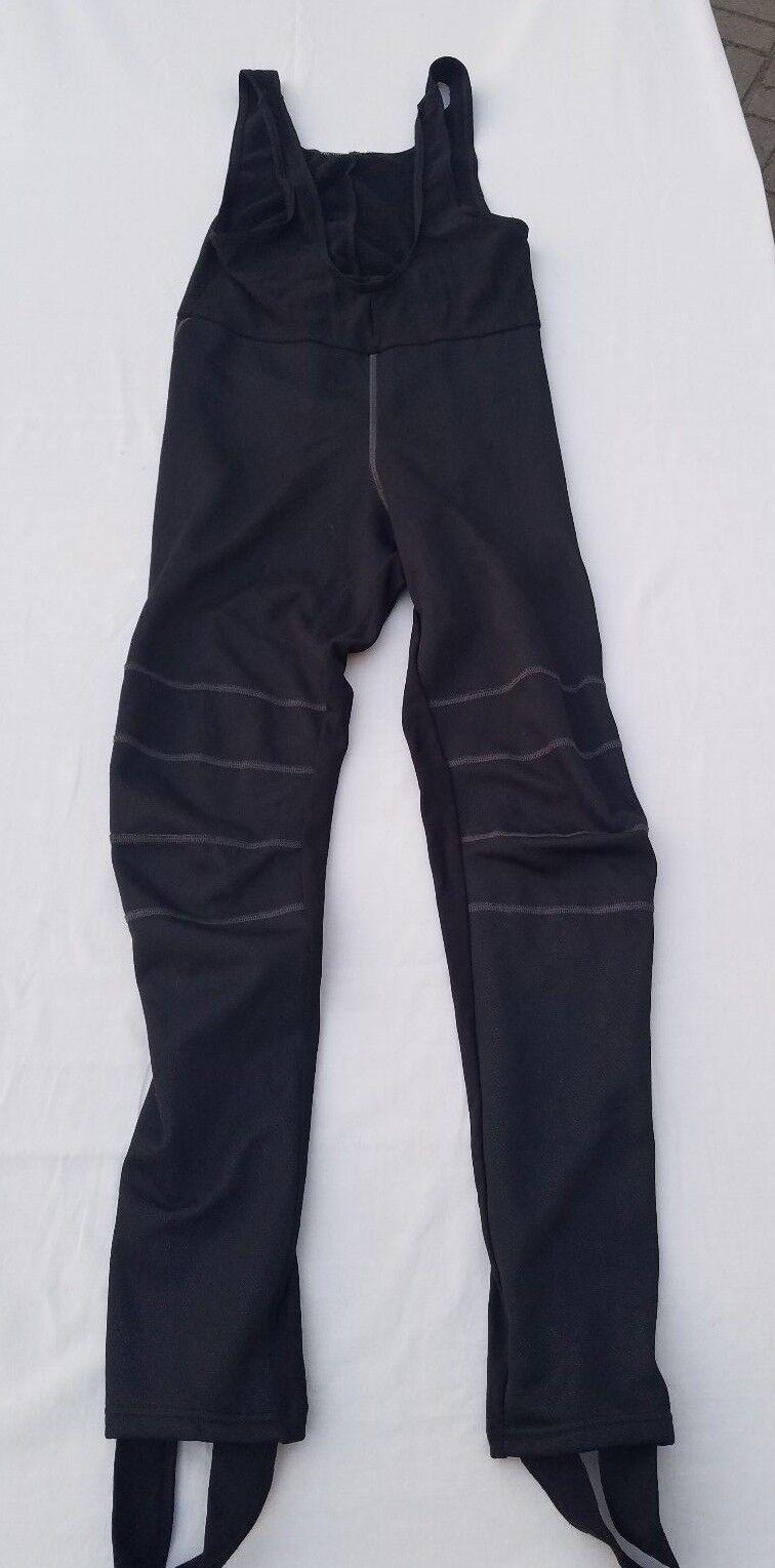 GIORDANA BIO RACER Strumpfhosen  TRÄGERHOSE Radhose BIB Long Pants Größe M-3-48