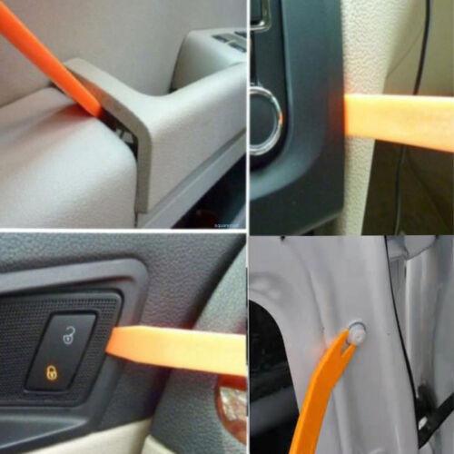 4X Plastic Car Pry Car Radio Audio Door Trim Dash Panel Clip Removal Tool Set