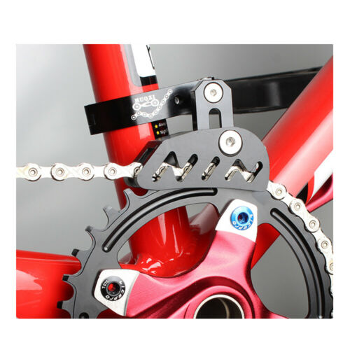 Aluminum Alloy Mountain Bike Chain Guide Stabilizer MTB Single Ring Protector UK
