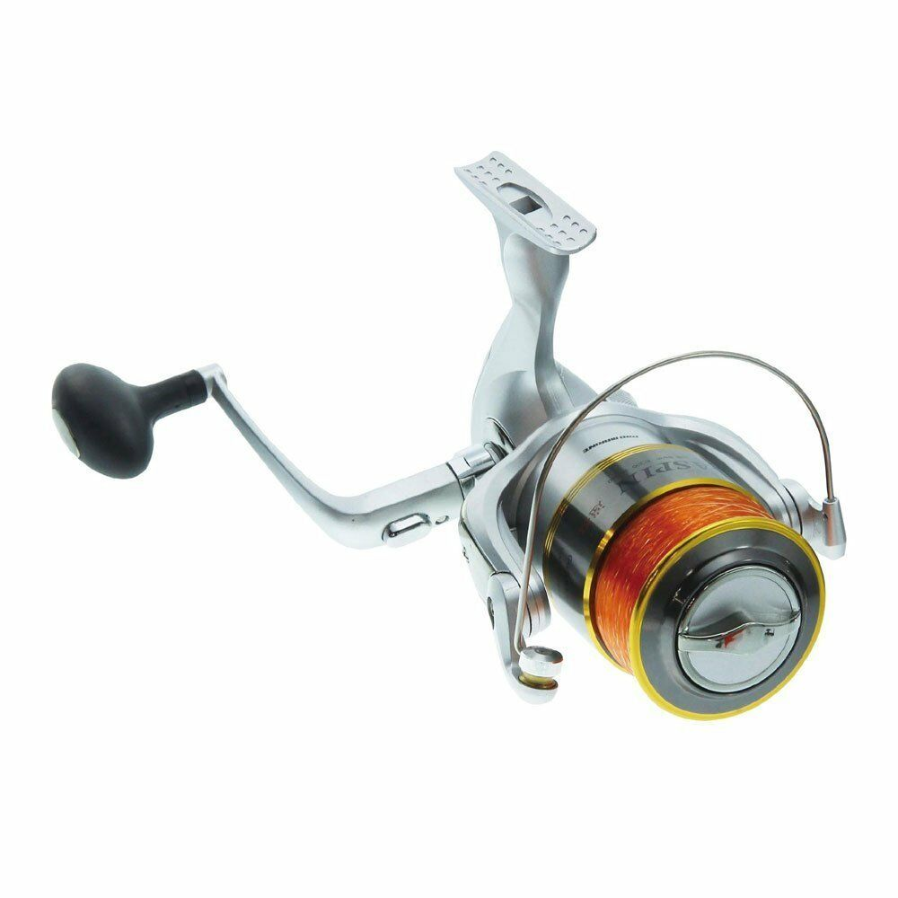 PRO MARINE Giga Spin Long cast GGS8000 Spinning Reels with Nylon Line m
