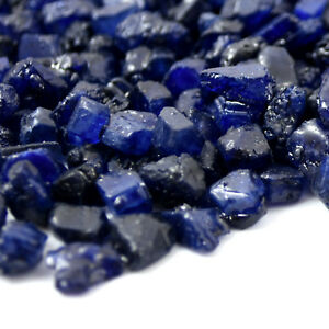 6dcc5194dbc6f Details about 250.00 Cts Gorgeous Dark Blue Ceylon Blue Sapphire Gemstone  Loose Raw Rough Lot
