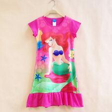 0a44662fc Little Mermaid Girls Pajamas Ariel Purple Size 9 Months Shirt ...