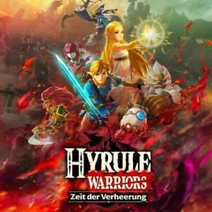 Hyrule Warriors Zeit Der Verheerung Switch Vorbestellung Vo 20 11 2020 Ebay