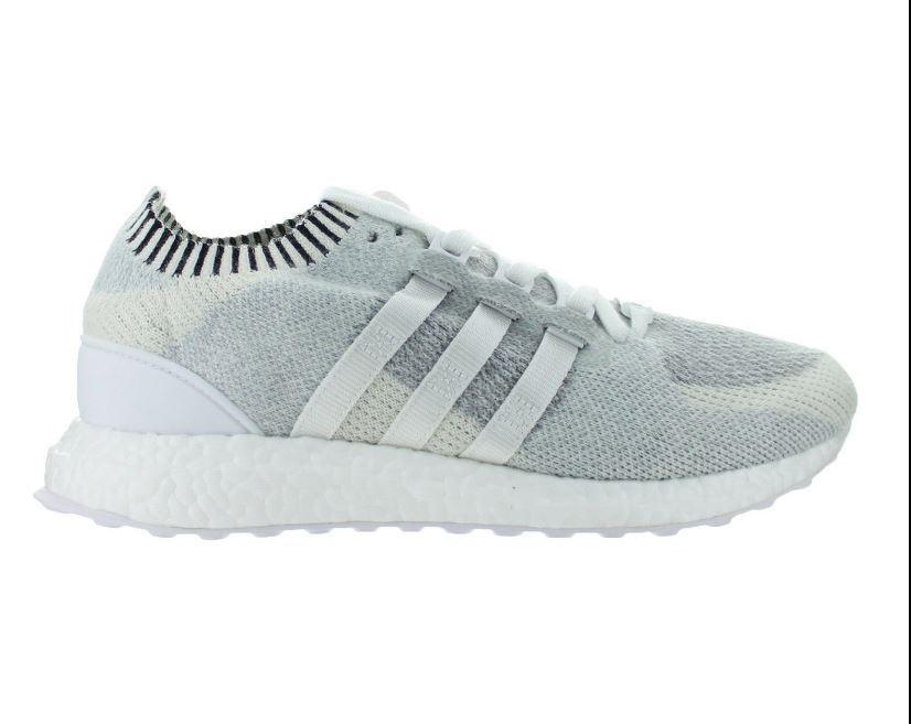 Adidas EQT Support Ultra Primeknit BB1242 White / Black Mens Size 11 NIB