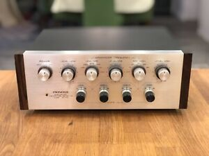 PIONEER-SF-70-SF-700-PREAMPLIFIER-CROSSOVER-ELECTRONIC-PERFECT-WORKING