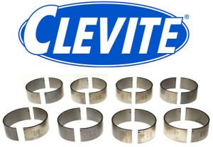8 Clevite CB-745P Engine Connecting Rod Bearing Set