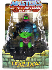 MASTER OF THE UNIVERSE CLASSICS TRAP JAW