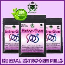 X Pure Feminizer Sex Change Pills Female Hormone Estrogen Breast Enlargement