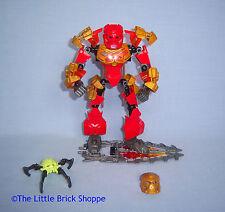 Raro Lego Bionicle 70787 Tahu Master Of Fire-completo figura solamente
