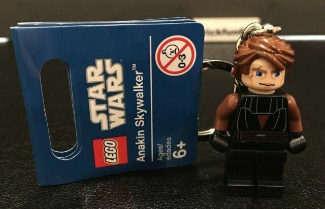 NEW   Star Wars LEGO 853038  ANAKIN SKYWALKER KEYCHAIN