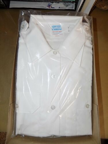 Clifton Women/'s Long Sleeve Uniform Shirt//Blouse Poly//Cotton/_Police/_EMT/_Security