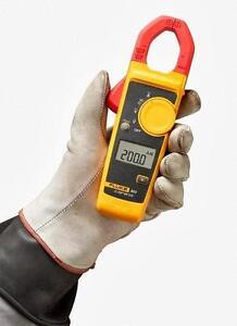 Fluke-303-Compact-AC-Clamp-Meters
