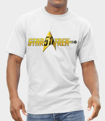 Star Trek MOVIE T-SHIRT FRUIT OF THE LOOM PRINT BY EPSON