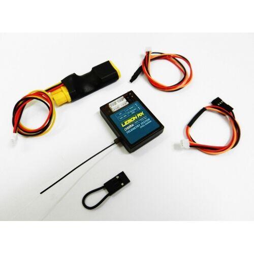 Lemon RX DSMX DSM2 Compatible Offre Complète Télémétrie Système XT60 GB