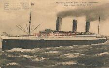 "AK, Grafik, ""Imperator"" Hamburg-Amerika-Linie, 1912; 5026-60"