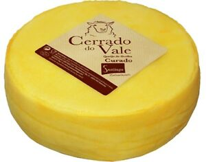 Yummy-Portuguese-Cured-Sheep-Cheese-Aroma-and-strong-flavor-Free-Shipping