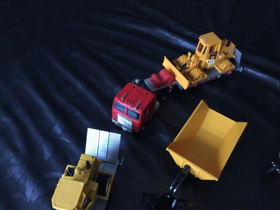Legetøjsbiler, Ukendt