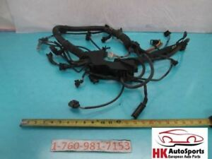 main engine wire wiring harness loom at 2 5l m54 bmw e46. Black Bedroom Furniture Sets. Home Design Ideas