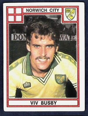 PANINI FOOTBALL 78 #291-NORWICH CITY-KEVIN REEVES