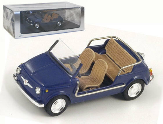 Spark S1496 Fiat 500 Jolly 1962 - 1 43 Scale