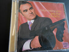 Morrissey - You Are the Quarry (Parental Advisory) [PA] (CD 2004)