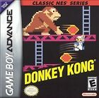 Donkey Kong Classic NES Series (Nintendo Game Boy Advance, 2004)