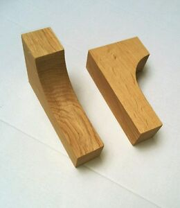 decorative shelf support bracket for mantle shelf Handmade Oak corbels