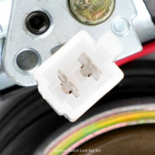 Ignition Switch Gas Cap Seat Lock Key for Honda CBR125R CBR125RS CBR125RW 04-10