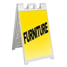Furniture Signicade 24x36 Aframe Sidewalk Sign Banner Decal Sofa Table Dresser
