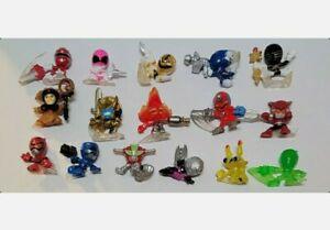Power Rangers Micro Morphers Hasbro Series 1 COMPLETE Set Of 16 Micro Morphers