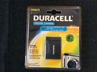 Duracell 3.7 Volt Li-ion Digital Camera Battery