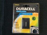 Duracell 3.7 Volt Li-ion Digital Camera Battery