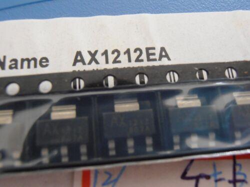 5PCS  AX1212ADA or AX1212EA 1.2V 1A LDO Linear Regulator  TO252 SOT223 AXElite