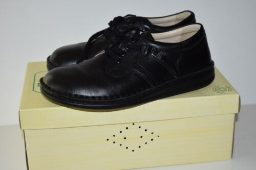 Finn Comfort Women's EUR 38 Vaasa Black Leather La