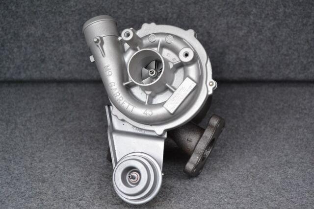 Turbocharger no. 706978 for Citroen: C8, Evasion, Jumpy - 2.0 HDi. 94/109 BHP.