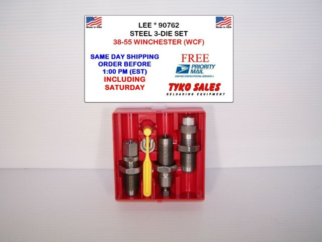 Lee .38-55 Winchester Factory Crimp Reloading Die New