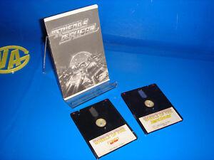 Juego-PC-vintage-Juegos-spectrum-ruedas-de-fuego-ERBE-spectrum-sin-caja-original