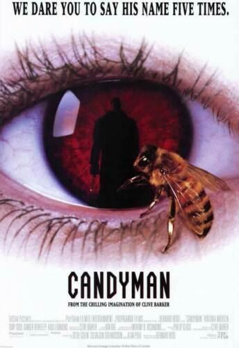 A LicensedNewUSA CANDYMAN 11x17 Movie Poster