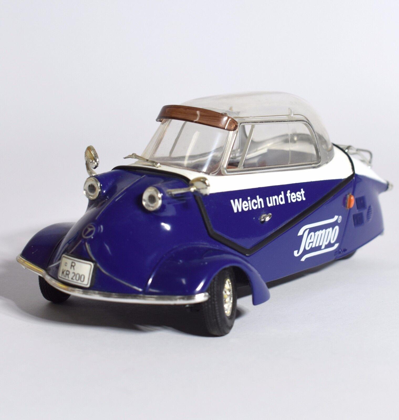 Revell 08967 messerschmitt kr 200  tempo  kabinenroller, ovp, 18, k017