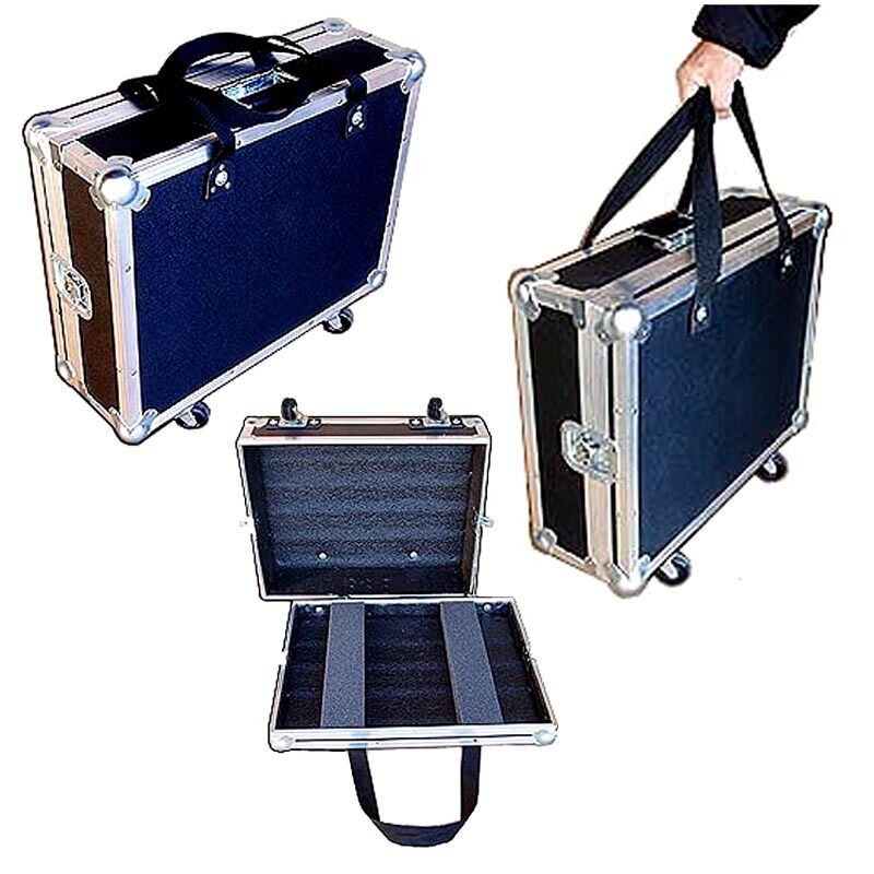ATA GLIDER Case 1 4  Ply For M-AUDIO M AUDIO NRV10 8-CH FIREWIRE Mixer
