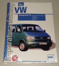 Reparaturanleitung VW T4 Bus / Transporter / Caravelle / Multivan Diesel TDI
