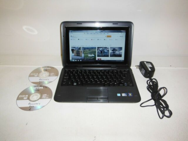 """Dell Inspiron duo 10.1"""" Convertible Tablet (320GB, Atom Dual-Core, 1.5GHz, 2GB)"""