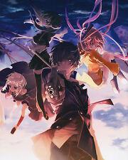 Black Bullet Poster Anime Wall Home Decor Japanese Enju Satomi 16x20 Inches