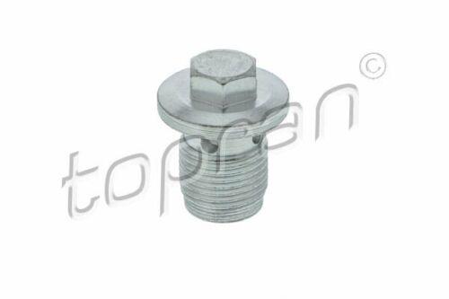 Tornillo de cierre depósito de aceite Topran 207 461
