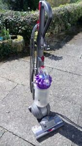 Dyson Dc40 Purple Complete Upright Bagless Vacuum Cleaner