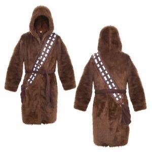 Star-Wars-Chewbacca-Hooded-Bathrobe-Lounge-Robe-FREE-STAR-WARS-ICE-CUBE-TRAY